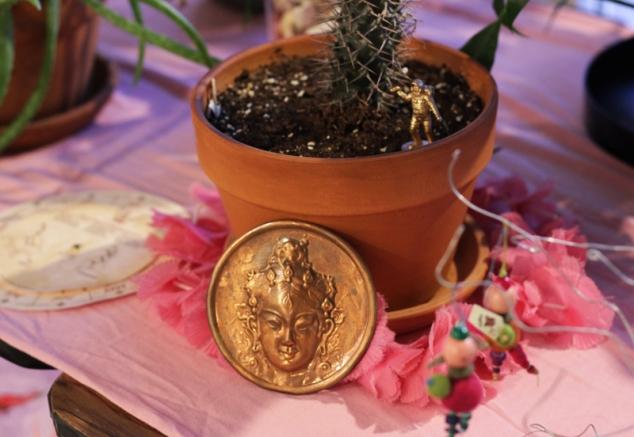 pinkplantshrine